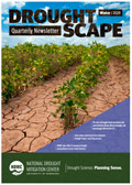 Droughtscape, Quarterly Newsletter of NDMC, 2007-