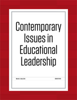 contemporary issues of education Students with disabilities appear to be more susceptible to the risks associated with a wide range of contemporary issues in our society today these contemporary issues include areas such as substance abuse, teenage pregnancy, sexually transmitted disease, suicide, delinquency, and child abuse.