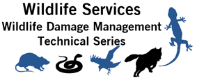Wildlife Damage Management Technical Series