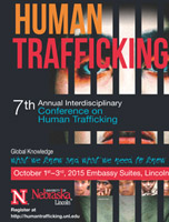 7th Annual Interdisciplinary Conference on Human Trafficking (2015)