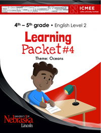ICMEE Learning Packets: LEVEL 2 of English Proficiency (K-12)