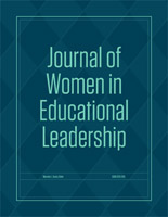 Journal of Women in Educational Leadership