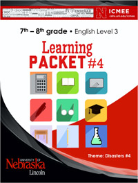 ICMEE Learning Packets: LEVEL 3 of English Proficiency (K-12)