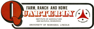 Farm, Ranch and Home Quarterly