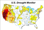 US Ag in Drought Archive