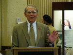 Remarks by Herb Howe, President UNL Emeriti Association