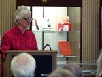 Nancy Busch, Associate Dean of Libraries