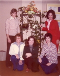 1978 Mary Lynn Crow & staff