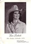 Tana Svoboda, Miss Rodeo Nebraska 1979