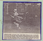 Miles Hare, Wrangler Bull Fighting Championships, Rapid City (1976?)