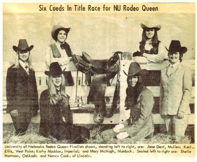 University Of Nebraska Lincoln Rodeo Association