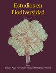 Estudios en Biodiversidad, Volumen I