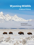 Wyoming Wildlife: A Natural History by Paul Johnsgard and Thomas D. Mangelsen